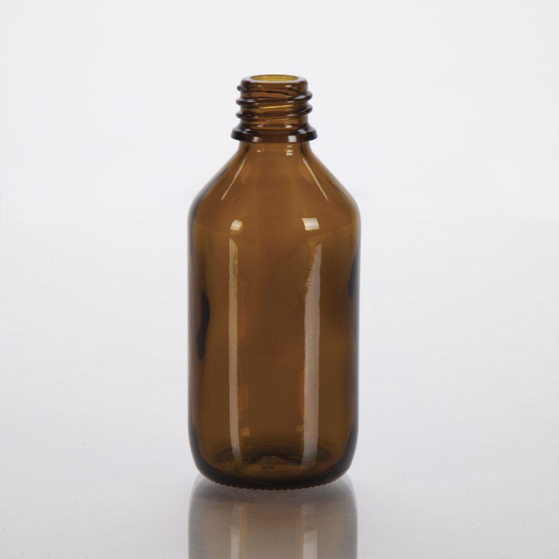 50ml Amber Glass Dropper Bottle