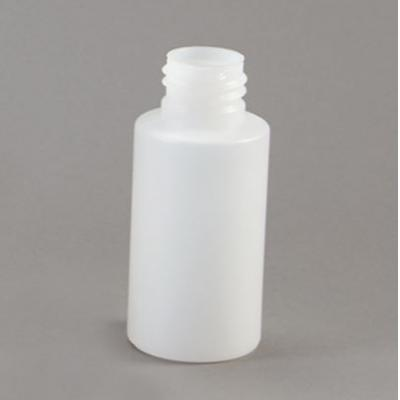 100ml cylinder plastic bottle