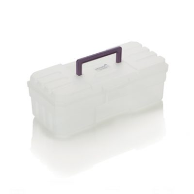 clear medical / surgical box