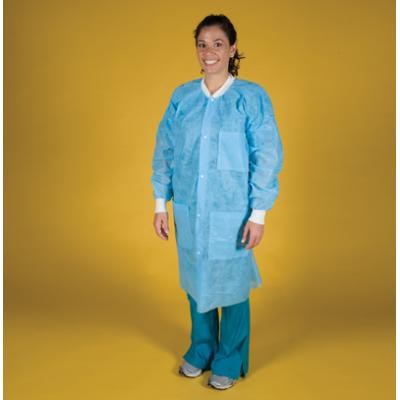Light Blue Personal Protection Coat