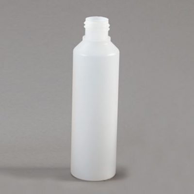 250ml cylinder plastic bottle