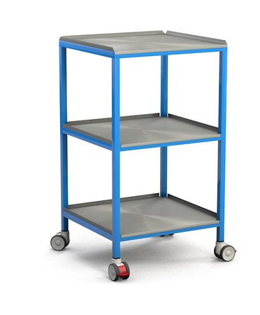 500 SERIES patient notes and medical records trolley