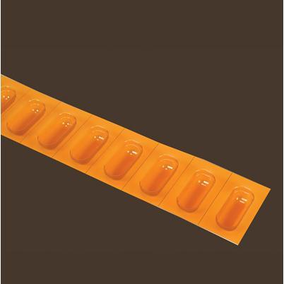 Amber Condensed High Barrier Blister