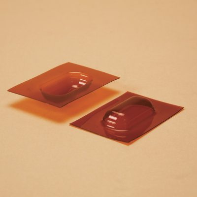 7016 – Small Amber Extra High-Barrier Blister