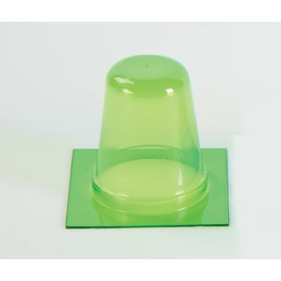 Green Round Extra High Barrier Blister