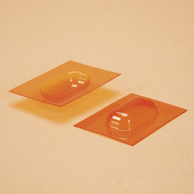 PVdC Amber Extra High-Barrier Blisters