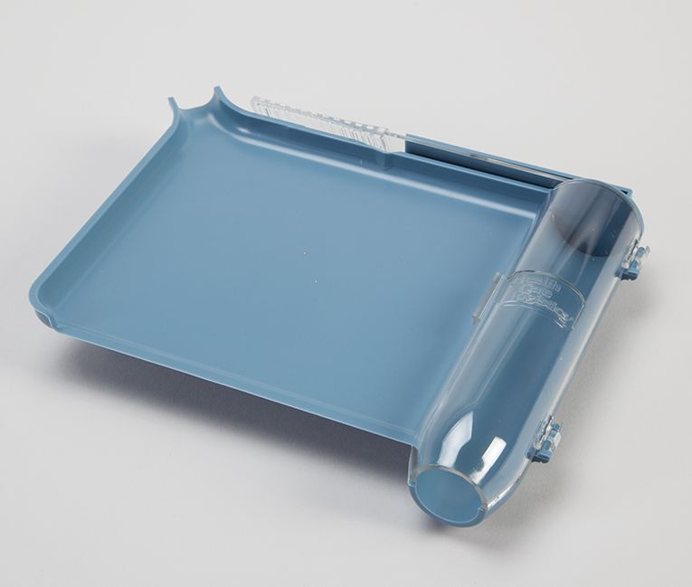 left handed tablet counter