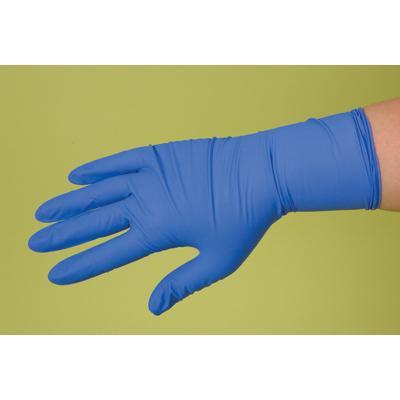 Blue ChemoBloc Nitrile Gloves