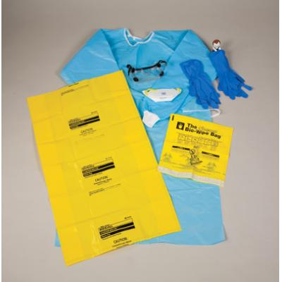 Home Health Chemo Spill Kit