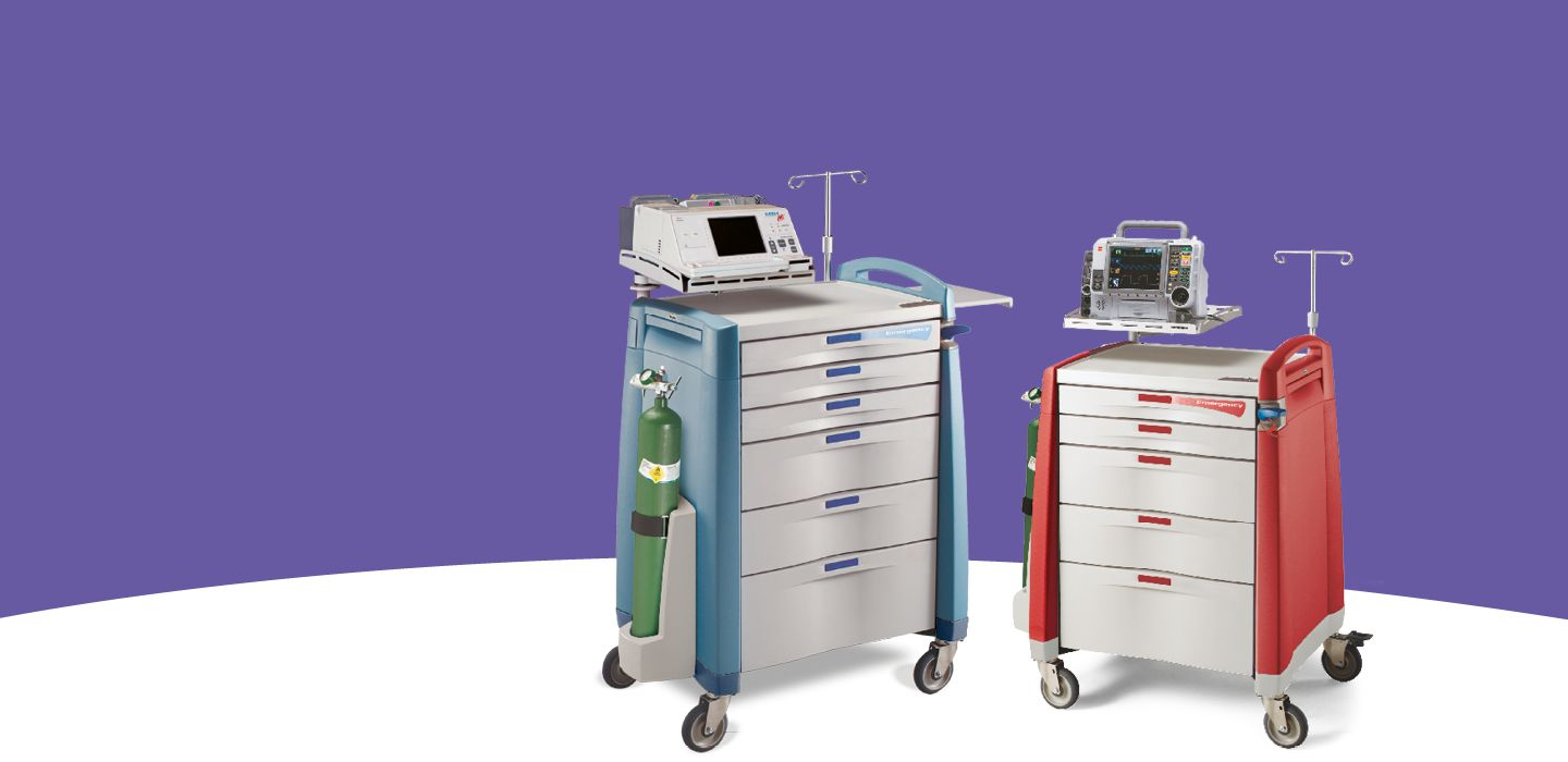 Avalo Medical Trolley Series slider