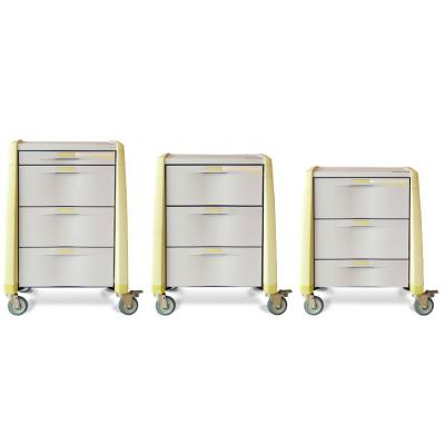 Avalo Isolation Cart in a choice of three sizes