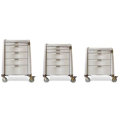 Avalo Procedure Cart available in three sizes