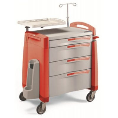 Avalo Resuscitation Trolley