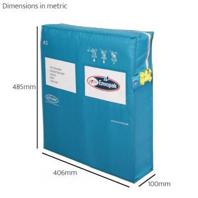 Dimensions in metric (3)
