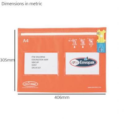 Dimensions in metric