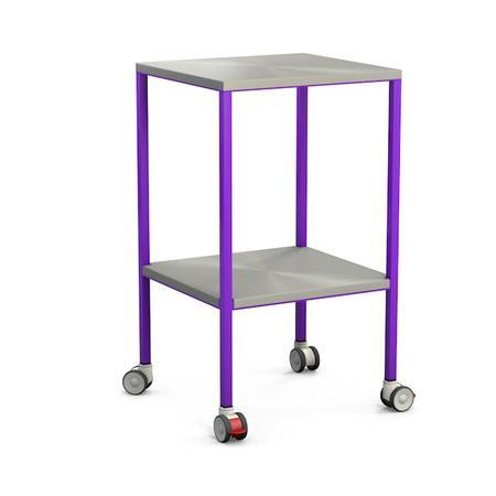 Two Shelf Dressing Trolley