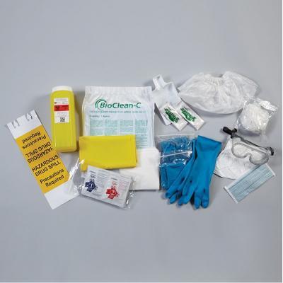 HCL chemo spill kit