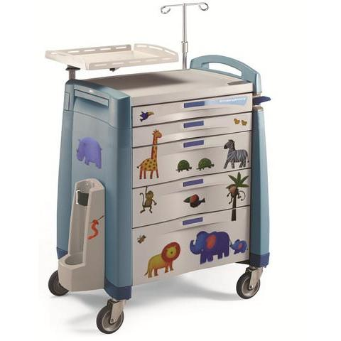 Avalo Paediatric Trolley