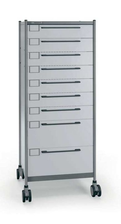 Medical storage furniture