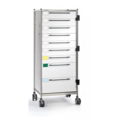 Storage Trolley with Slides