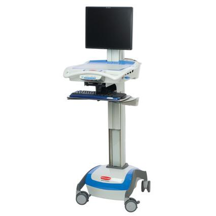 Healthcare Computer Cart