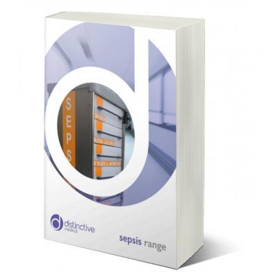 sepsis range brochure cover
